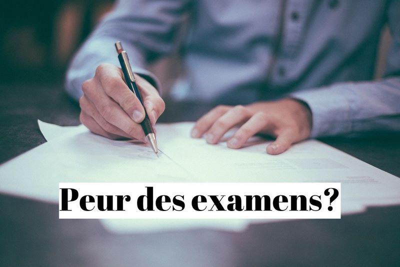 Comment vaincre la peur des examens scolaires?