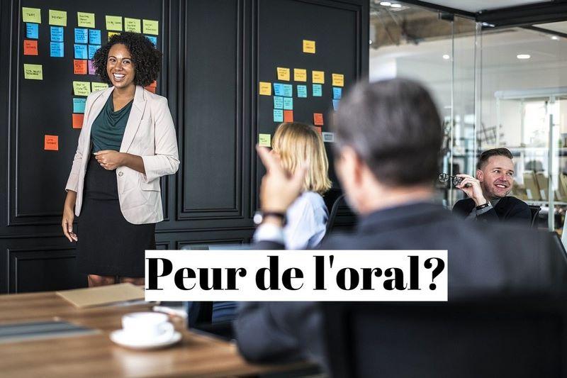 Comment vaincre la peur de l'oral (exposé)?