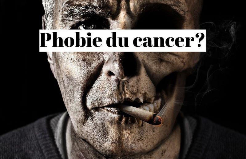 Comment guérir la phobie d'avoir un cancer ou une tumeur?